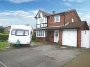 4 bedroom Detached property for sale in Tamarisk Drive, Moulton...
