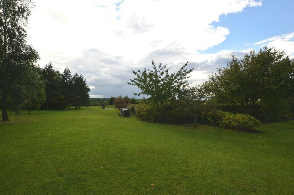 Garden Westerly View
