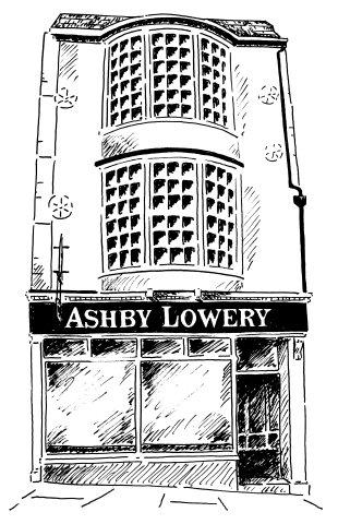 Ashby Lowery, Northampton Salesbranch details
