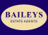Baileys Estate Agents, Ferndown logo