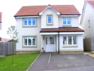 Detached house to rent in Wright Place, Bathgate