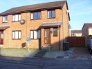 3 bed semi detached home in Robertson Way, Livingston