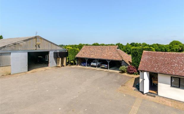 Cart Lodge & Barns
