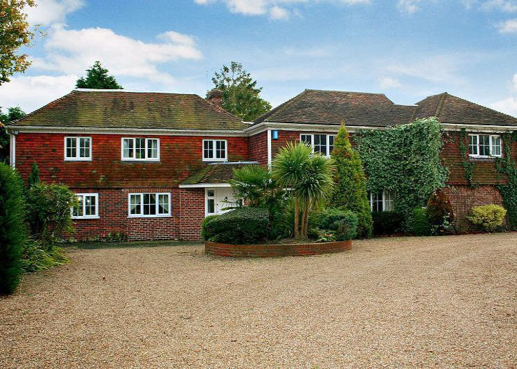 5 bedroom detached house for sale in ulcombe nr headcorn for The headcorn minimalist house kent
