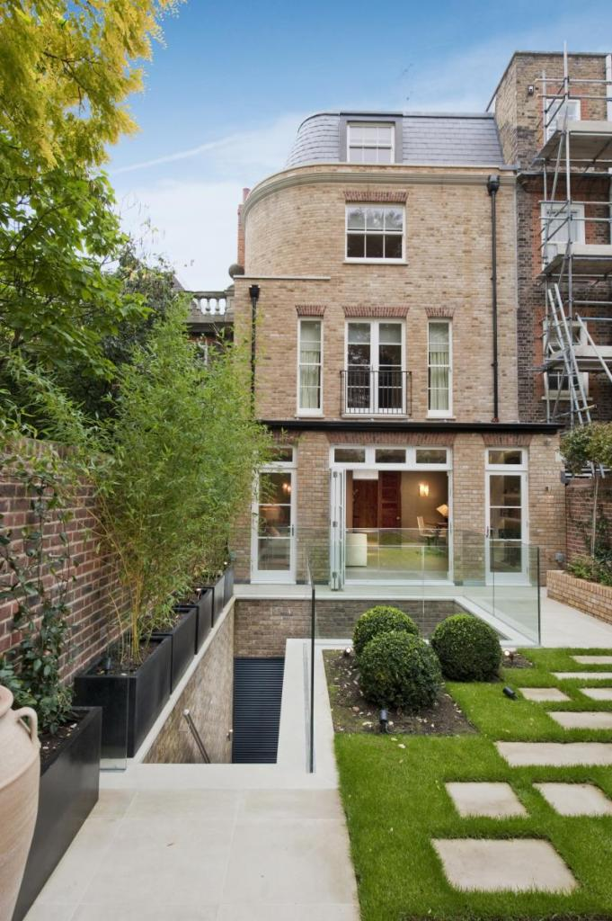 5 Bedroom Terraced House For Sale In South End London W8 W8