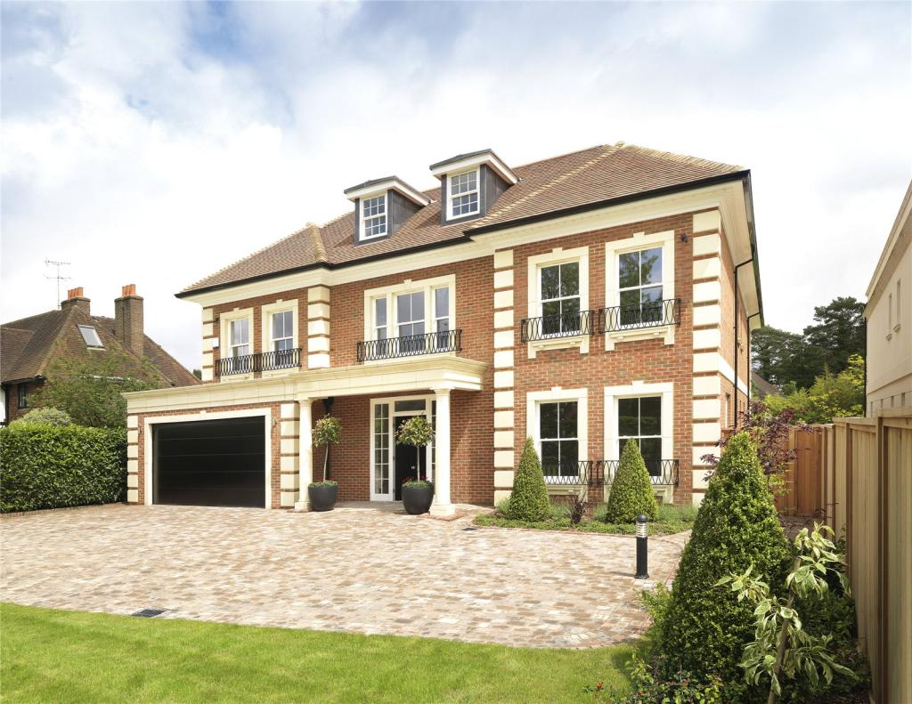 6 Bedroom House For Sale In Sandown Road Esher Surrey
