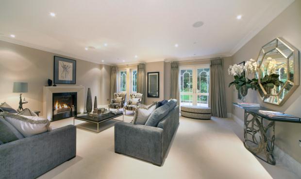 Octagon Homes Interior Design