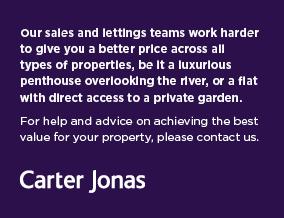 Get brand editions for Carter Jonas, Marylebone