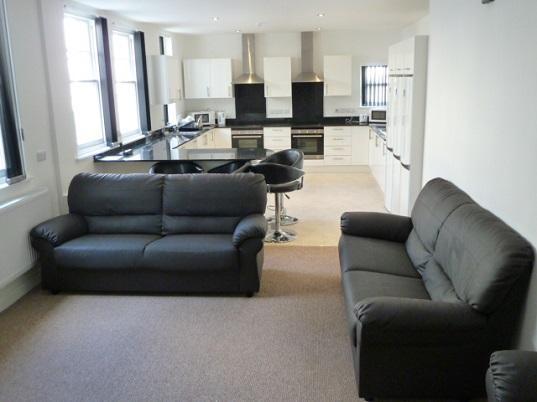 Big Lounge/kitchen