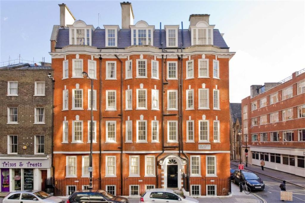 2 bedroom apartment to rent in 148 new cavendish street for 1 blenheim terrace london nw8 0eh