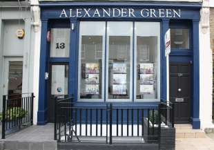 Alexander Green Associates, Londonbranch details
