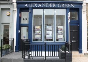 Alexander Green Associates, Londonbranch details