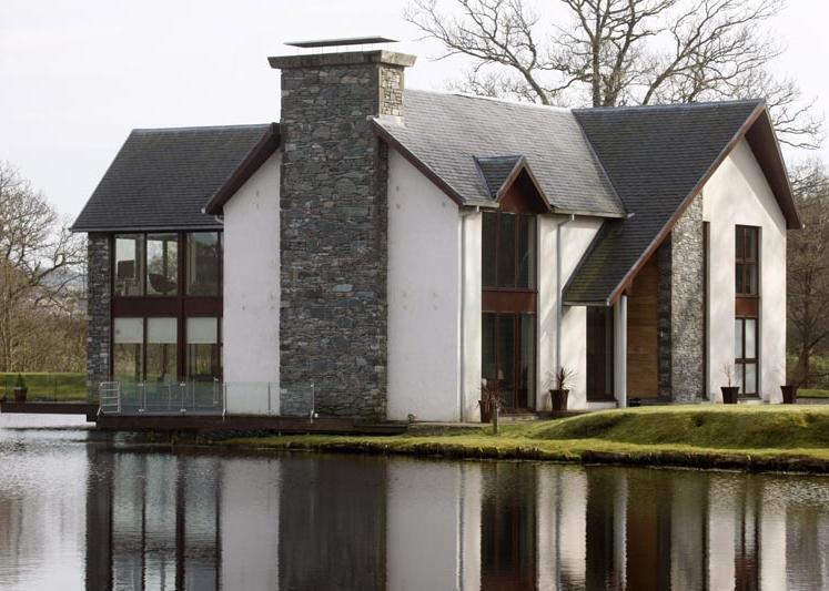 5 Bedroom Detached House For Sale In Stilwater Killearn Fishery Killearn G63