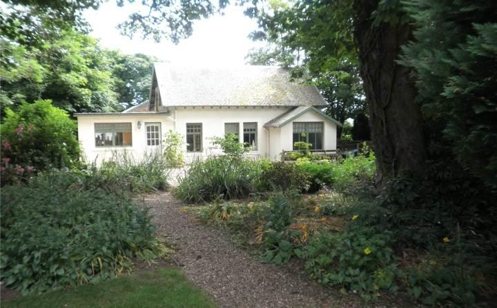 Over Lethame Cottage