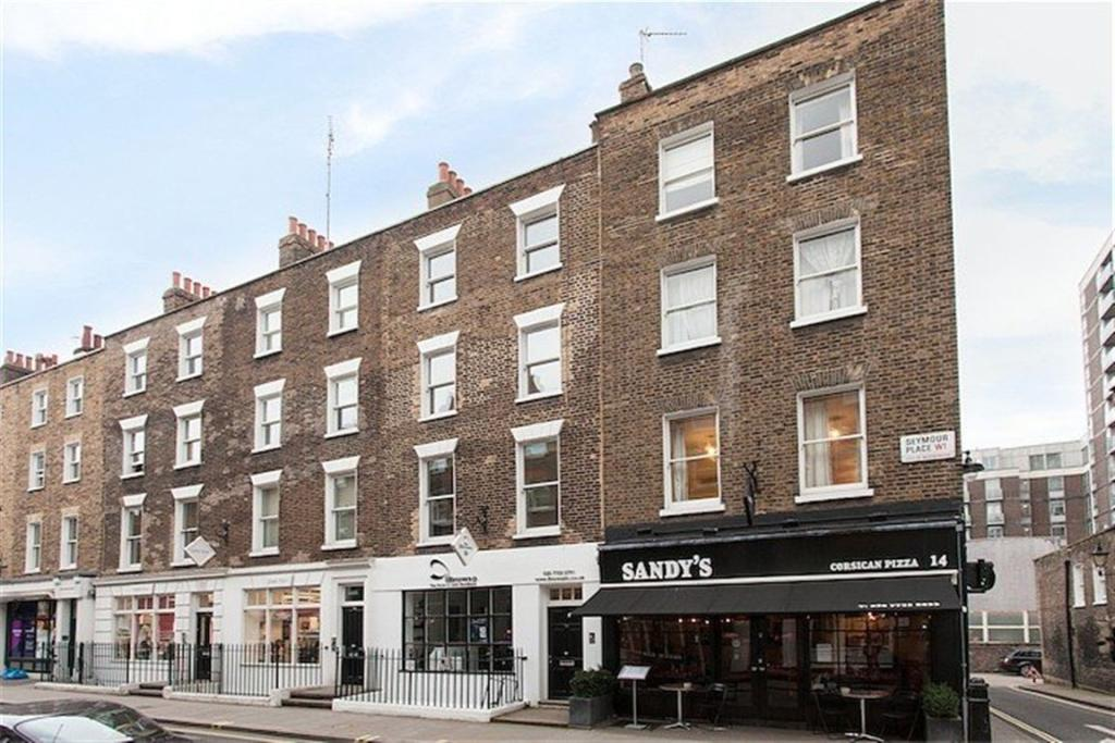 1 Bedroom Apartment To Rent In Seymour Place London W1h W1h