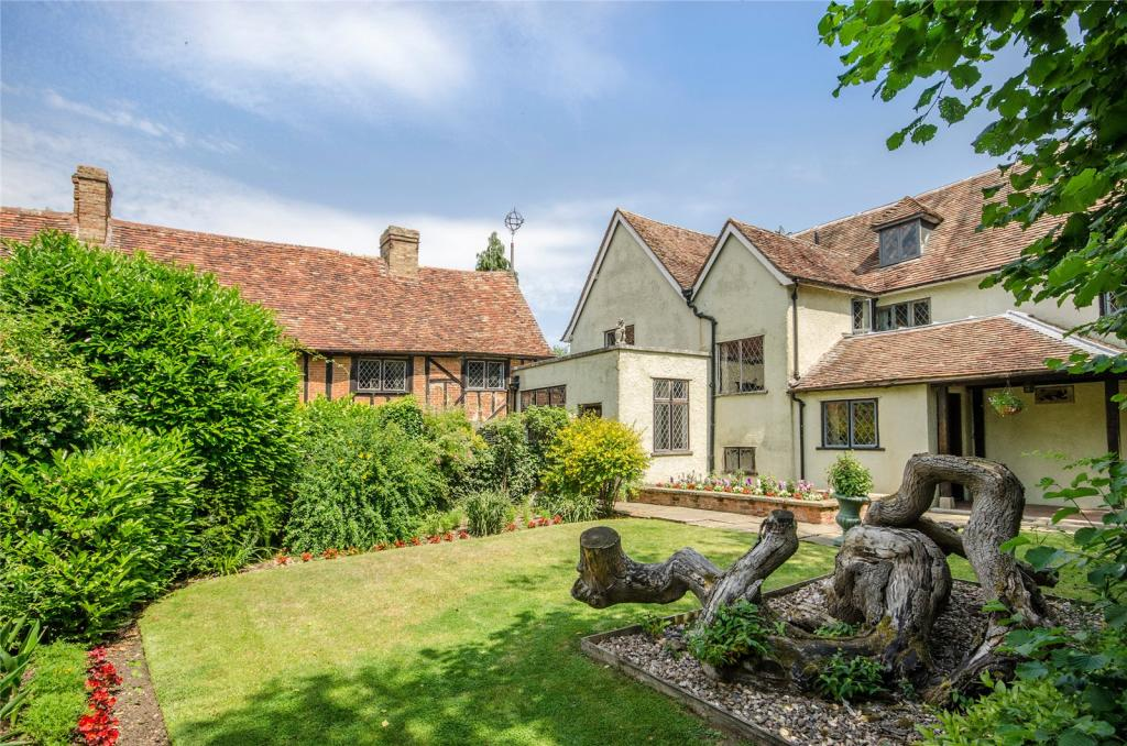 5 bedroom character property for sale in grange street clifton shefford bedfordshire sg17 sg17 for Letchworth swimming pool prices