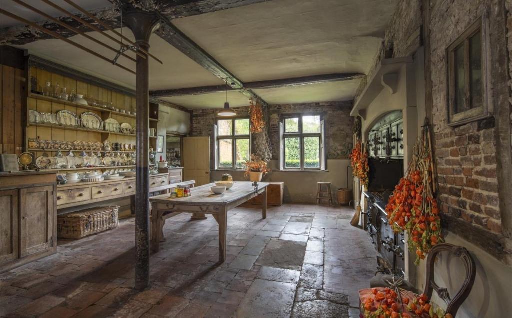 Former Kitchen