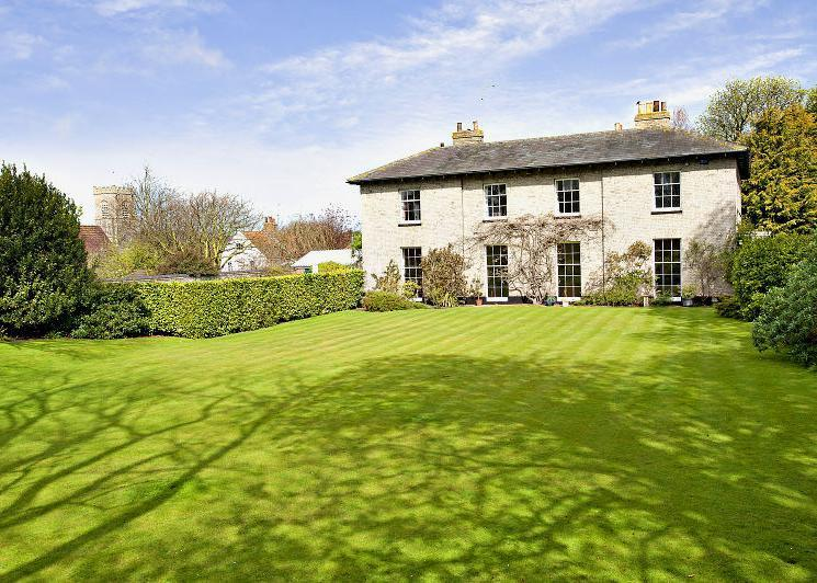 7 Bedroom Detached House For Sale In The Old Rectory