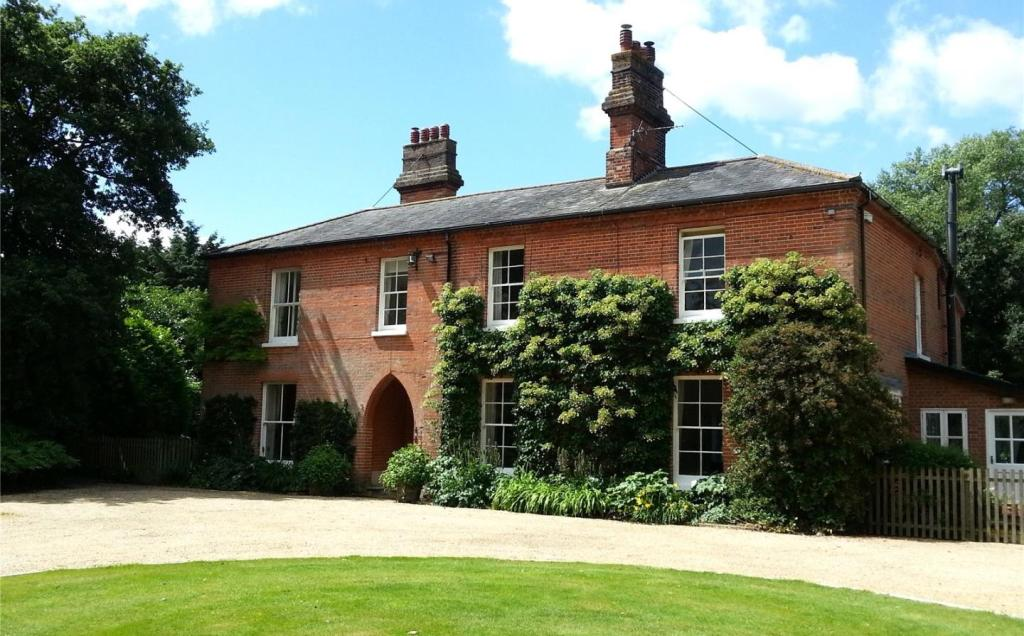Rushall House
