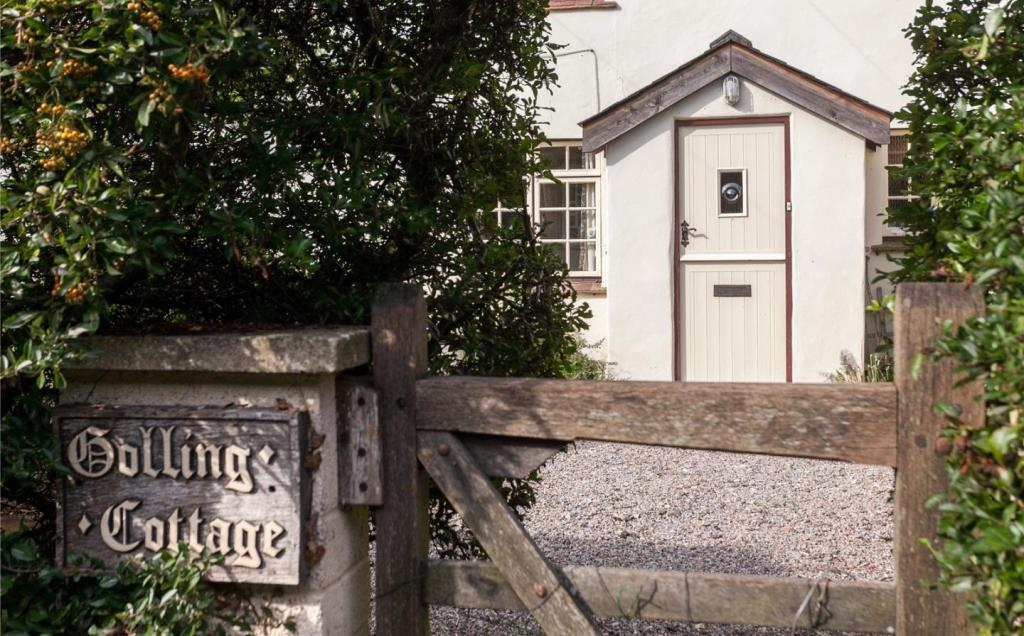 Golling Cottage