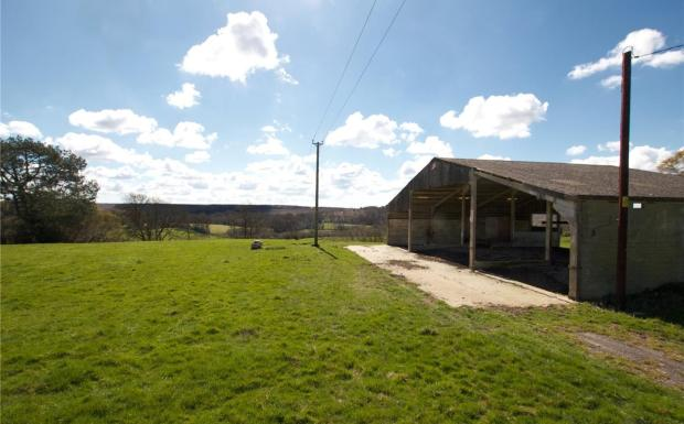 Barn Southward