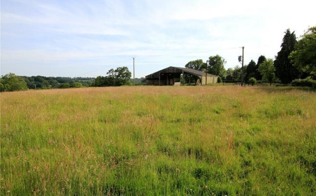 Barn South Westward