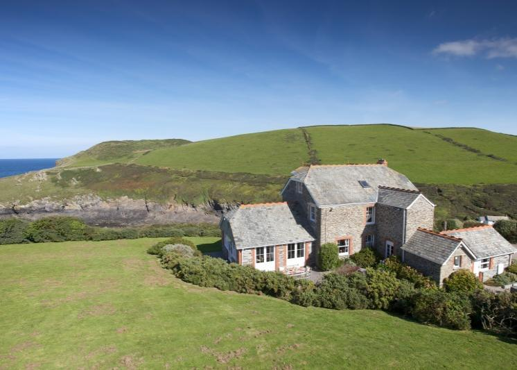 6 Bedroom House For Sale In Port Quin Port Isaac