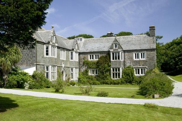 10 bedroom detached house for sale in the lizard peninsula cornwall