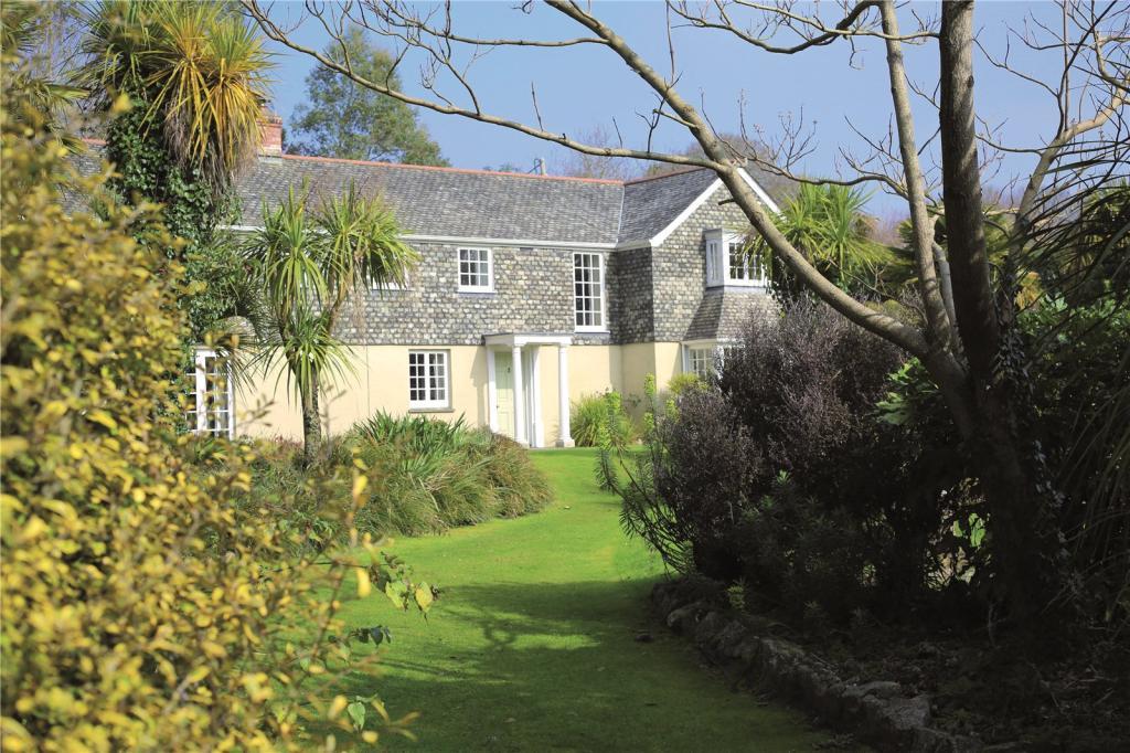Property For Sale Near Truro Cornwall