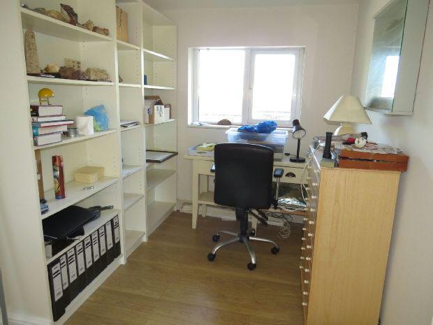 Study/Dining Area