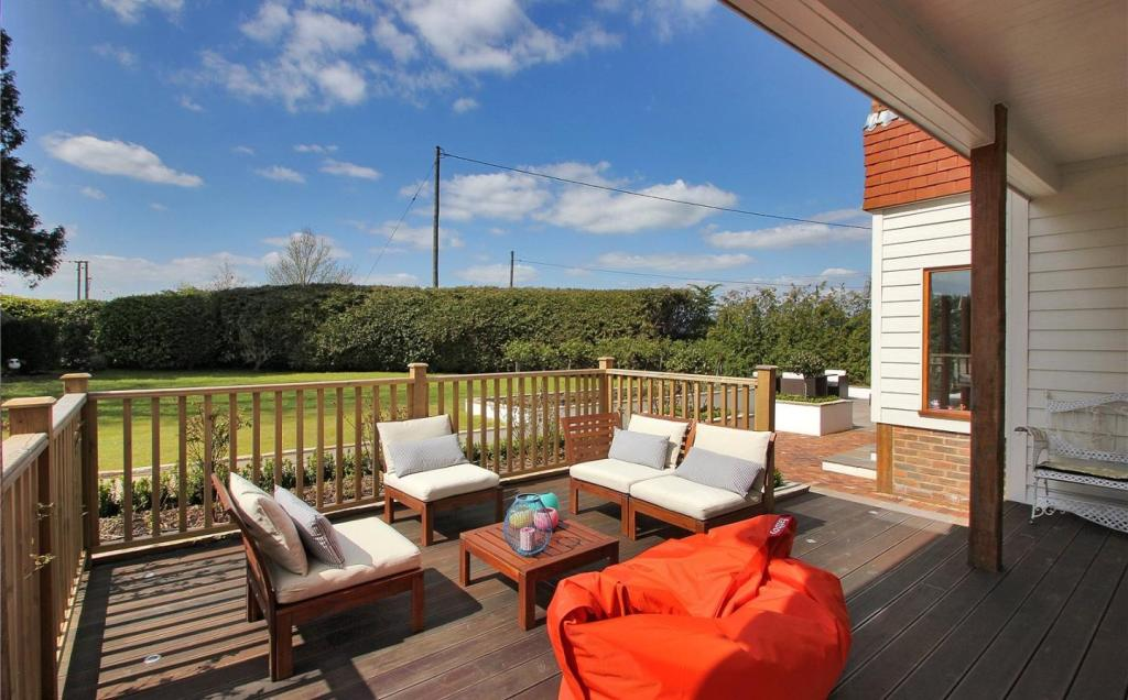 Deck To Sitting Room
