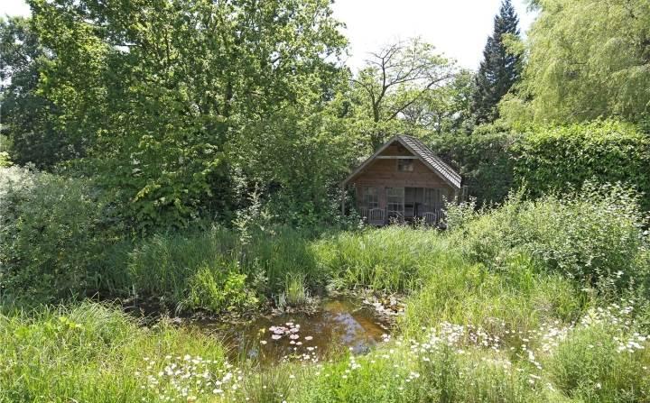 Pond & Summer House