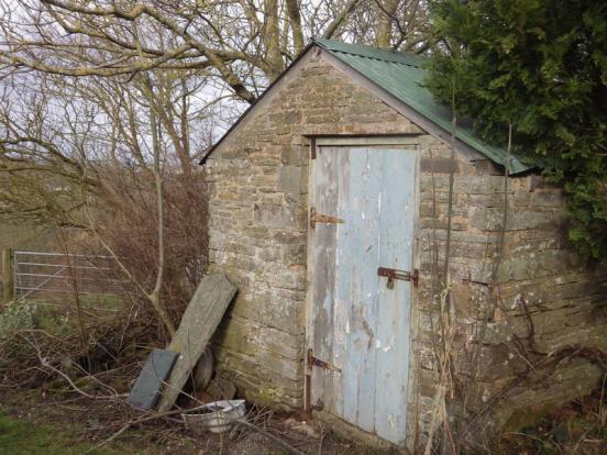 Stone Shed/Off...