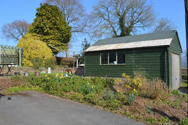 Garden/Shed