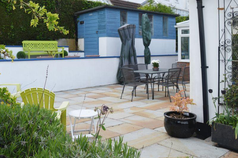 Garden/Patio Area