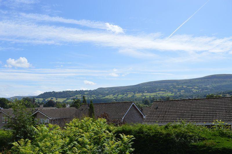 View from fir...