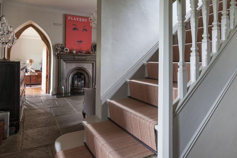 Stairs through...