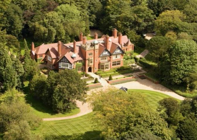 10 bedroom detached house for sale in withnell fold hall withnell