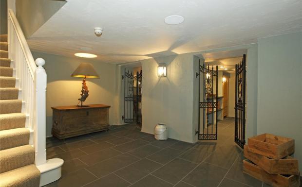 Cellar Hall