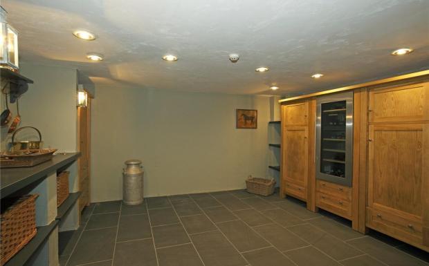 Cellar Room 1