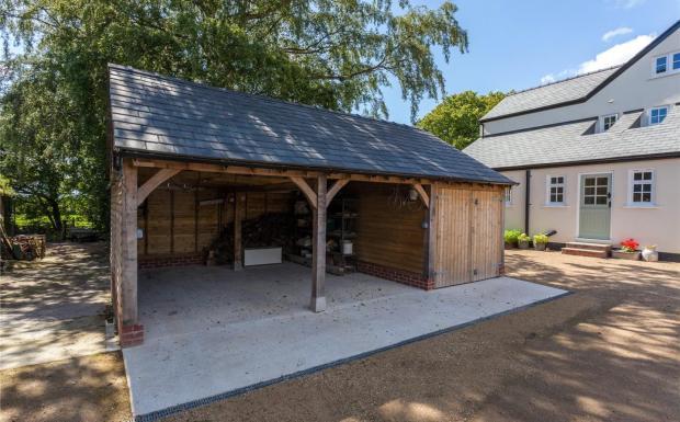 Car Barn / Garage