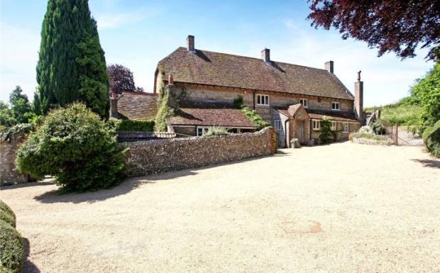 5 Bedroom Detached House For Sale In Piddletrenthide