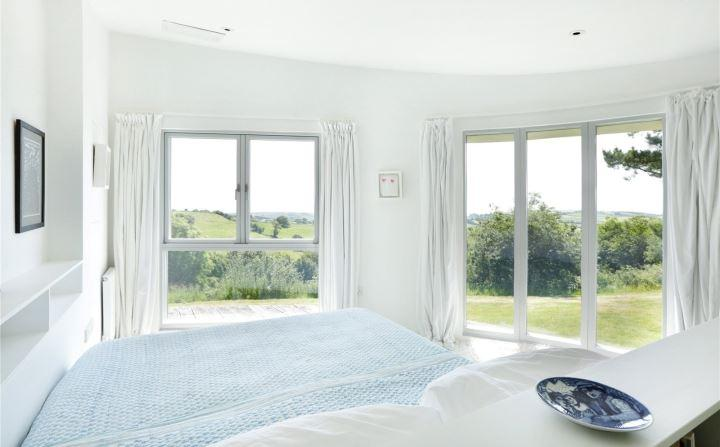 triple glazed,Master Bedroom