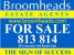 Broomheads Estate Agents, Knott End