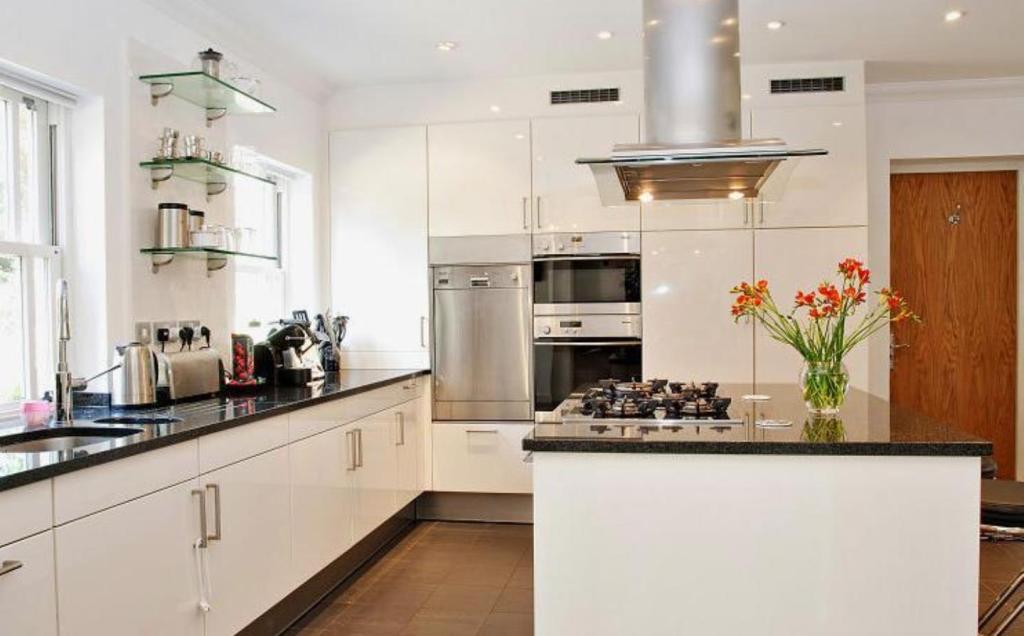Longbourn Kitchen