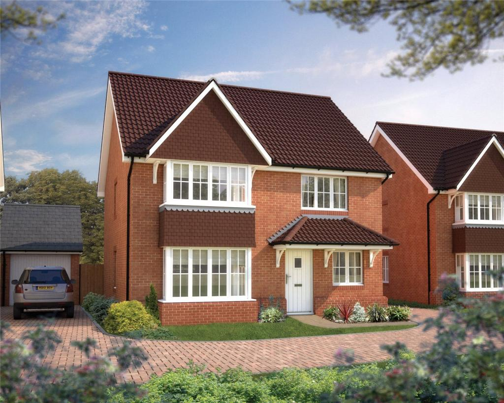 4 Bedroom Detached House For Sale In Plot 2 Show Home