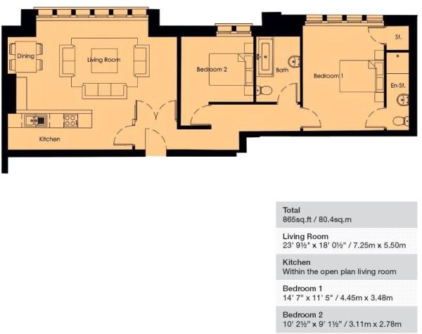 Revised Floorplan
