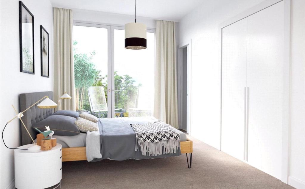 New Build Bedroom