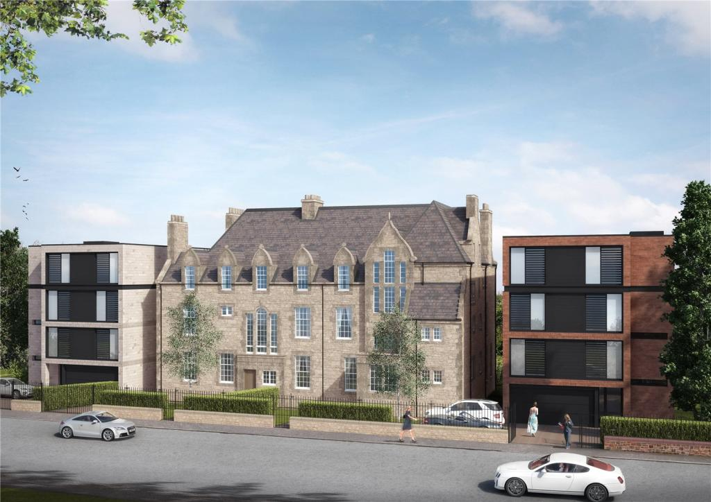 New Build Properties Edinburgh K