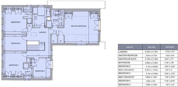 First Floor Plot 7